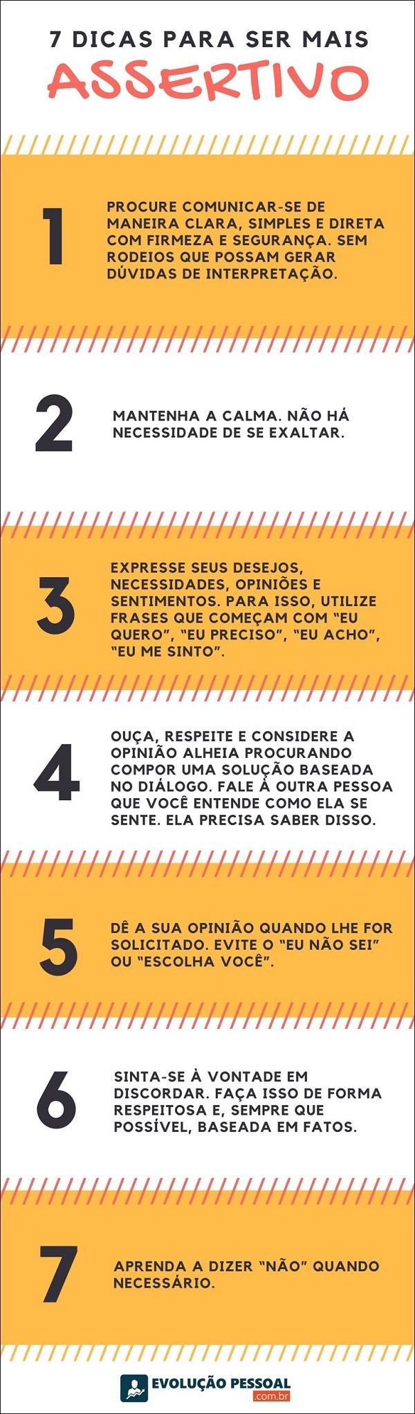 7 Dicas Para Ser Mais Assertivo